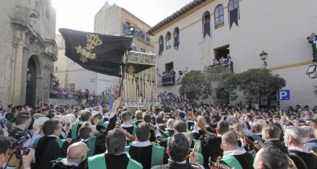 La decisión sobre la suspensión de las procesiones de Semana Santa se tomará a mediados de enero