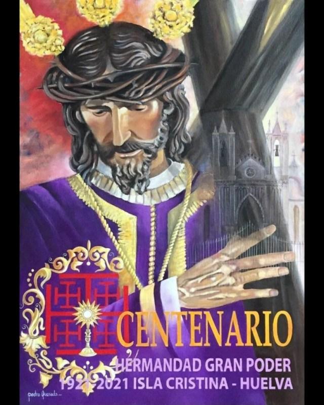 El Gran Poder de Isla Cristina inicia la celebración de su centenario con la presentación del cartel