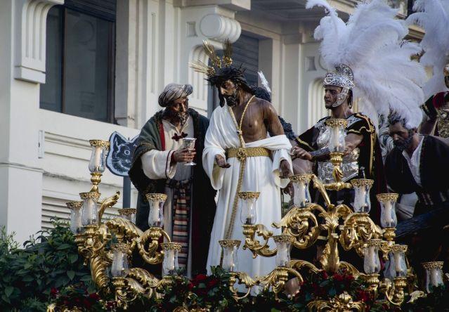 La Paz de Córdoba montará sus pasos en Semana Santa