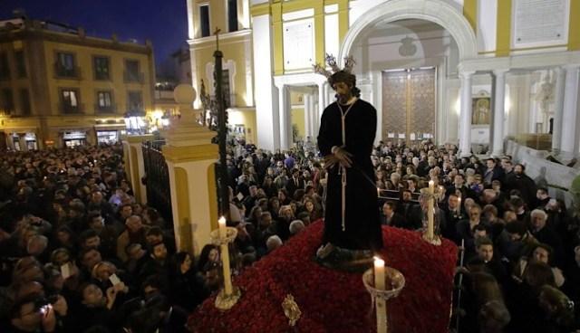 Hoy, Vía Crucis en la Hermandad de la Macarena