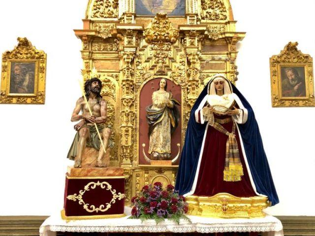 La Hermandad de la Merced de Córdoba traslada a sus titulares