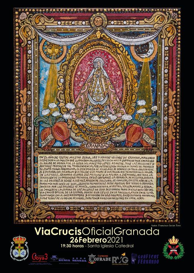 Vía Crucis Oficial 2021  de Granada