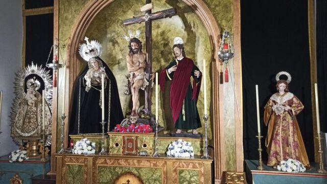 La Hdad de Sol de Sevilla en «cuarentena» tras la indisposición de su párroco