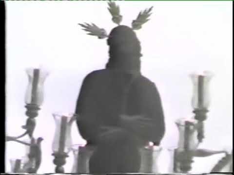Vídeo de Jesús del Silencio el Viernes de Dolores gaditano de 1984