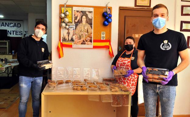 Las hermandades y cofradías de Linares se reinventan en Cuaresma