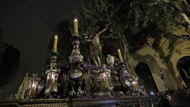Los titulares del Calvario de Sevilla presidirán la Magdalena en la mañana del Viernes Santo