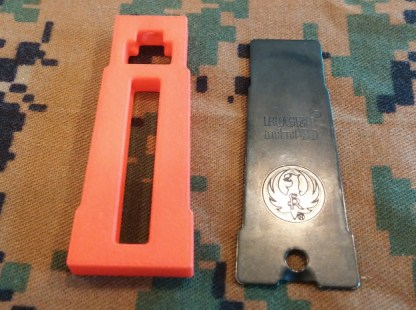 Mini-30 ten round magazine coupler