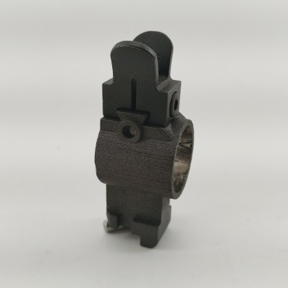 Mini-14 GB style sight using M14 front sights