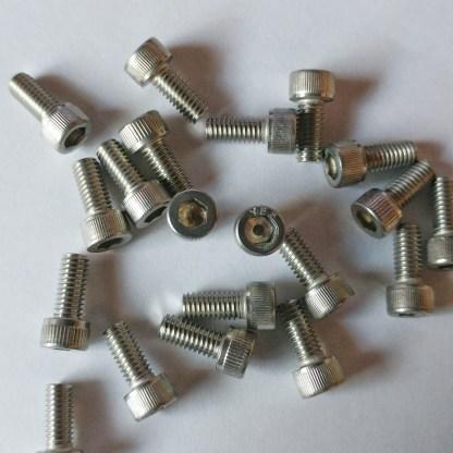 Mini-14 or Mini-30 gas block screws