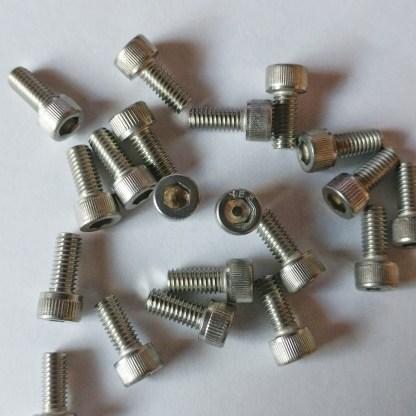 Mini-14 or Mini-30 gas block screws