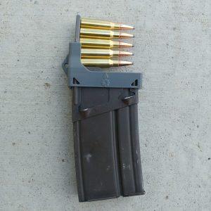 gray grey CETME G3 magazine clip loader