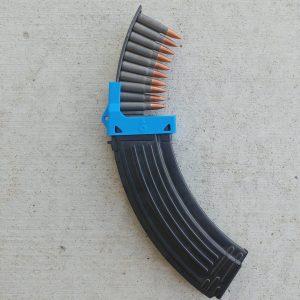 blue ak clip loader