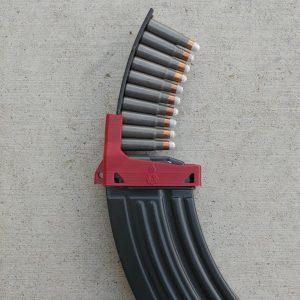 Stripper clip loading VZ58