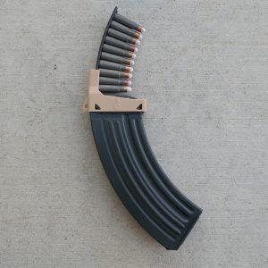 FDE Stripper clip mag loader for VZ58