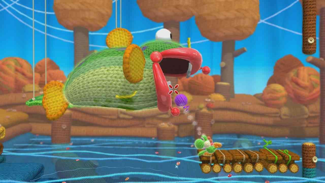 Yoshis Woolly World Review Classic Nintendo Gameplay In