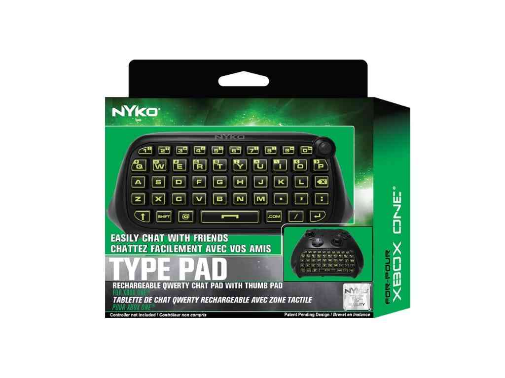 Nykos New Type Pad For The Xbox One Now Available