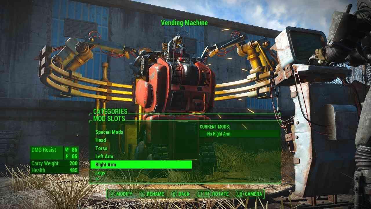 Fallout Base Army Mod 4