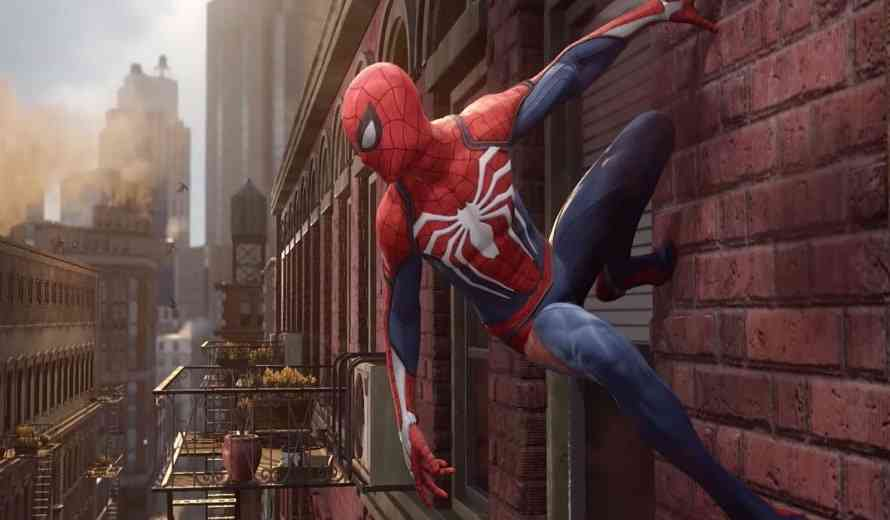 New Details Revealed For Spider Man PS4 Web Slinging In
