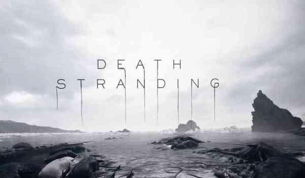 Death Stranding World Tour Announced by Hideo Kojima | COGconnected