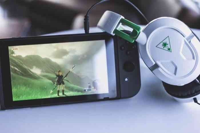 Turtle Beach Switch Recon