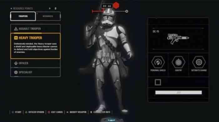 star wars battlefront loadout leak