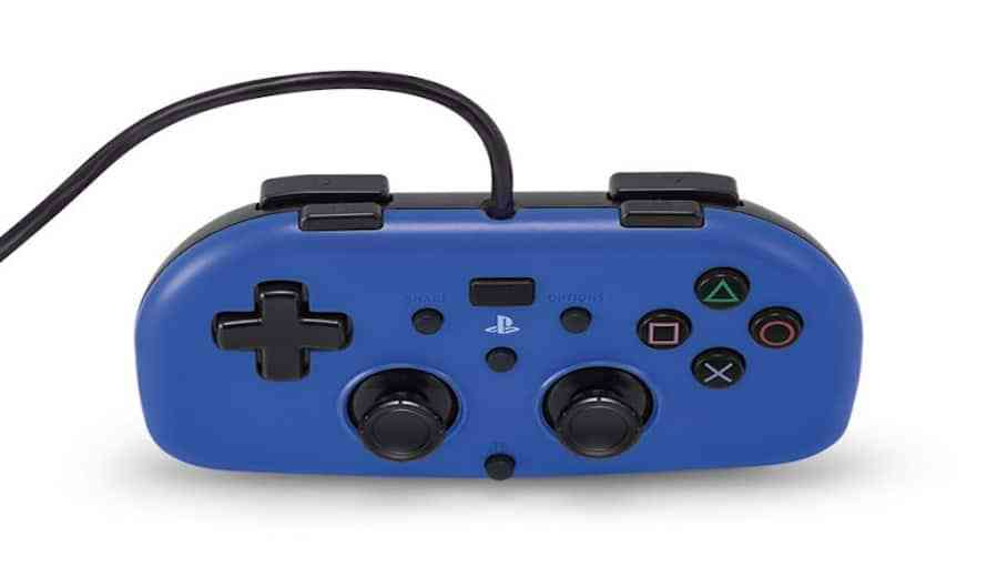 Sony Announces The Mini Wired Gamepad A Cute PS4