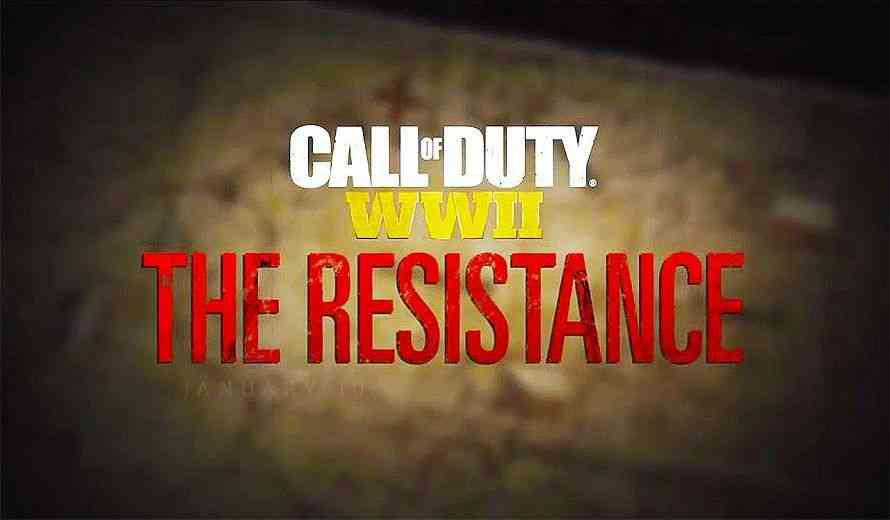 The Resistance DLC Looks Fking Bananas In New Call Of