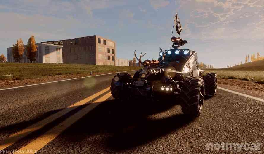 NMC Studios Is Reinventing The Battle Royale Genre With Notmycar COGconnected