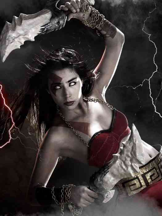 A Super Sexy Collection Of Gender Bending God Of War