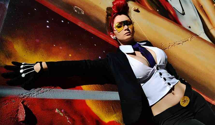 Morgana From Spains Jaw Dropping Cosplay And Body Paint Collection