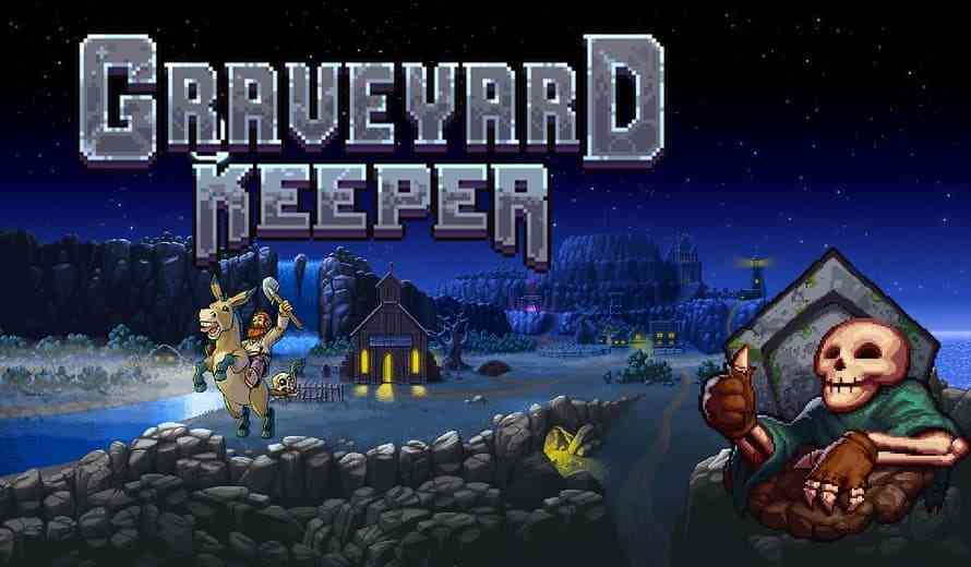 Graveyard Keeper Review Death And Taxes COGconnected
