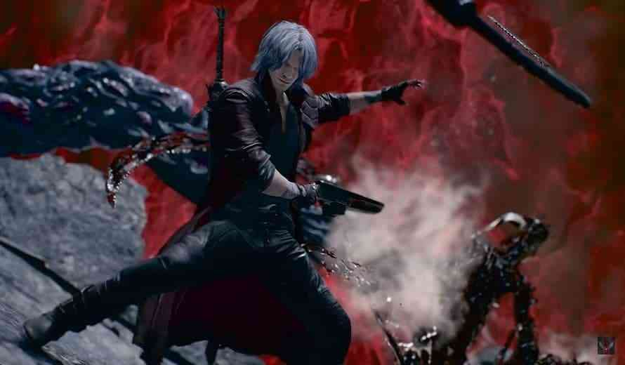 Looks Like Devil May Cry V Will Have Co Op Play Amp Live Action Scenes