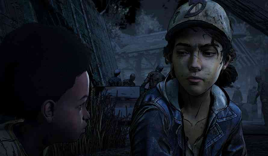 The Walking Dead The Final Season Episode 2 Suffer The Children Review Please Dont Go