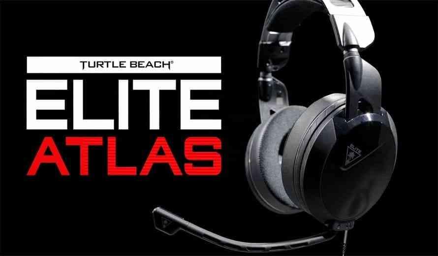 Turtle Beach Elite Atlas Pro Gaming Headset Review