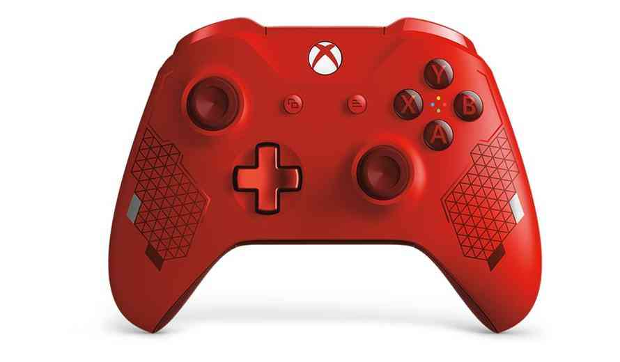 New Red Xbox One Wireless Controller Goes On Sale In March COGconnected