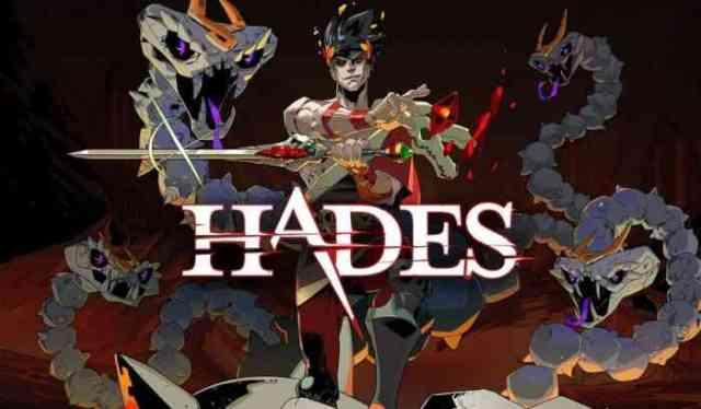 Hades promo art
