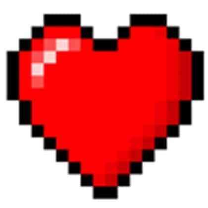 gamer heart
