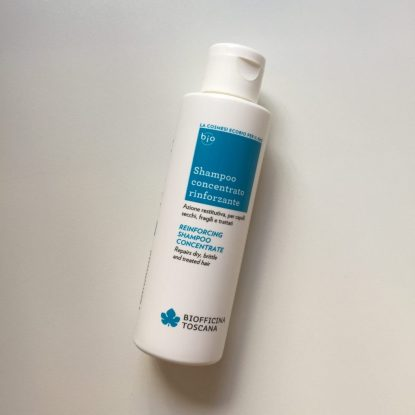 Biofficina Toscana Shampoo Concentrato Rinforzante Ecobio