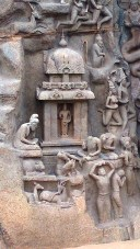 4116 Arjuna s Penance Detail 7