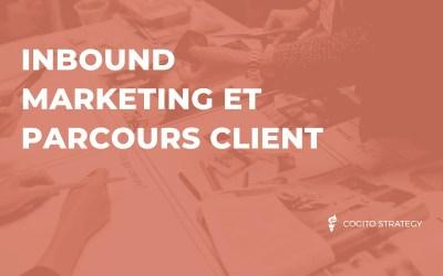 Inbound marketing et parcours client