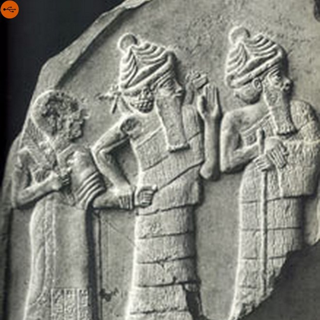 Enki and the Creation of Man