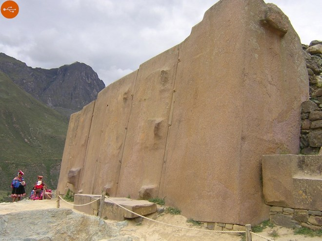 Incas, among them, were the giants Original article by Alessandro Brizzi.