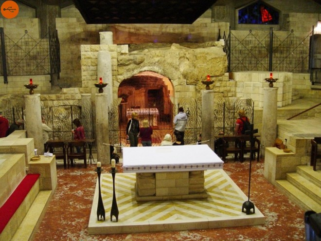 Nazareth: The Mary's House