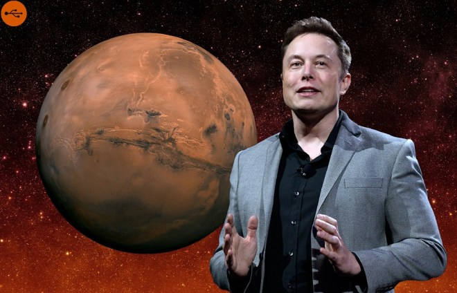 "Elon Musk: ""One million people on Mars in 2060"". Original article by Alessandro Brizzi."