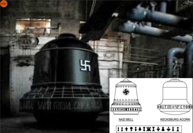 Die Glocke, the extraterrestrial bell. Original article by Alessandro Brizzi.