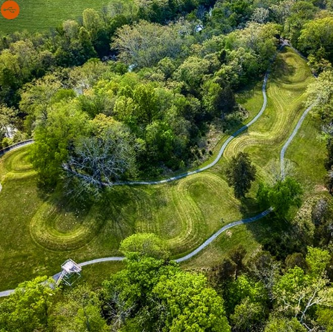 Great Serpent Mound, definition and study. A-Z index of Cognitio.