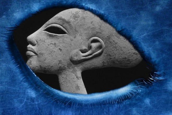 Pharaohs, of ancient Egypt were Alien Hybrids Original article by Alessandro Brizzi.