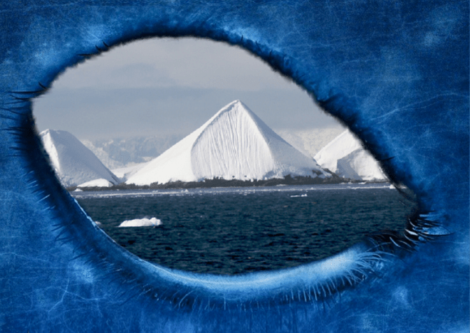 Antarctica, the oldest pyramid on the planet. For me it was erected by aliens! Original article by Alessandro Brizzi.
