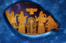 Anunnaki world's: lower world and the upper world. Original article by Alessandro Brizzi.