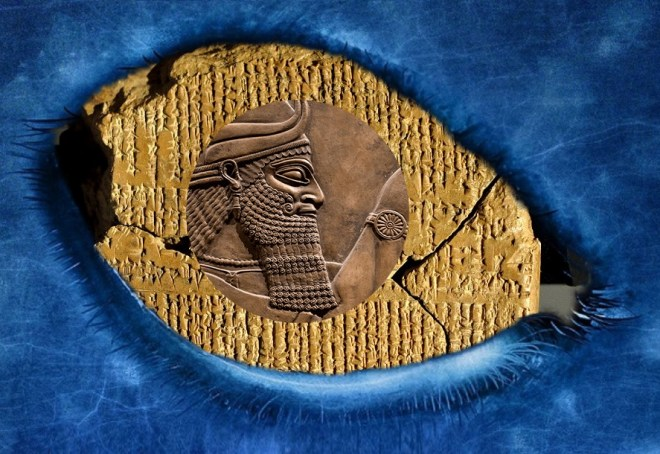 Epic Gilgamesh mentions the Anunnaki? Original article by Alessandro Brizzi.
